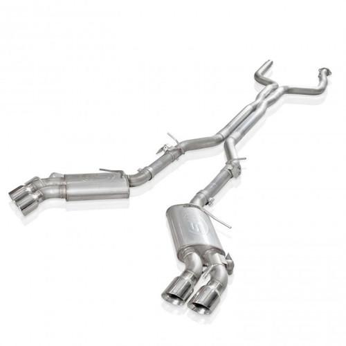 Stainlessworks Redline Catback Exhaust with Quad Tips (Includes AFM Valves and NPP Valves) - 2016+ Chevy Camaro (6.2L V8)
