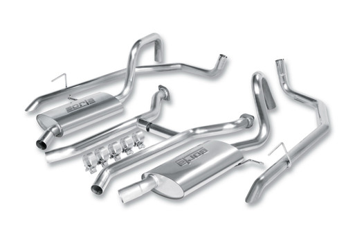 Borla 03-11 Ford Crown Victoria SS Catback Exhaust - 140360