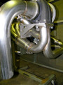 """Stainless Works SBFDFTKIT-VIC - Turbo Header Kit 1-7/8"""" Down & Forward Performance Connect"""