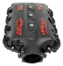 MSD Atomic AirForce Intake Manifold Red Logo - GM LT1 Engines - 2700