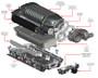 Whipple Roots Supercharger (Tuner Kit) - 2014-2017 Chevy SS Sedan (6.2L V8)