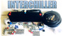 Forced Inductions Interchiller - Model Specific 2016+ Dodge Charger & Challenger Hellcat Kit