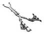 """ARH 1 7/8"""" Long Tube Headers with High Flow Catted X-pipe - 1997-2000 Chevy Corvette C5 & Z06"""