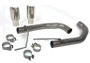 SLP Loudmouth I Exhaust - 2015-2017 Ford Mustang GT (5.0L V8) - 620054