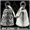 Guardian Bell - Biker Grandma