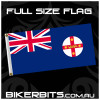 Biker Flag - NSW - New South Wales State Flag