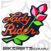 Patch - Lady Rider - Large