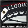 Biker Flag - POW - MIA
