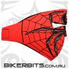 Headwear - Neoprene Full Face Mask - Spider
