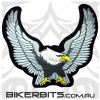 Patch - Eagle - Silver