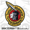 Patch - Indian Motocycle Co Feather