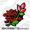 Patch - Lady Rider - Small