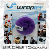 Headwear - Wrapter Hair Wrap - Purple