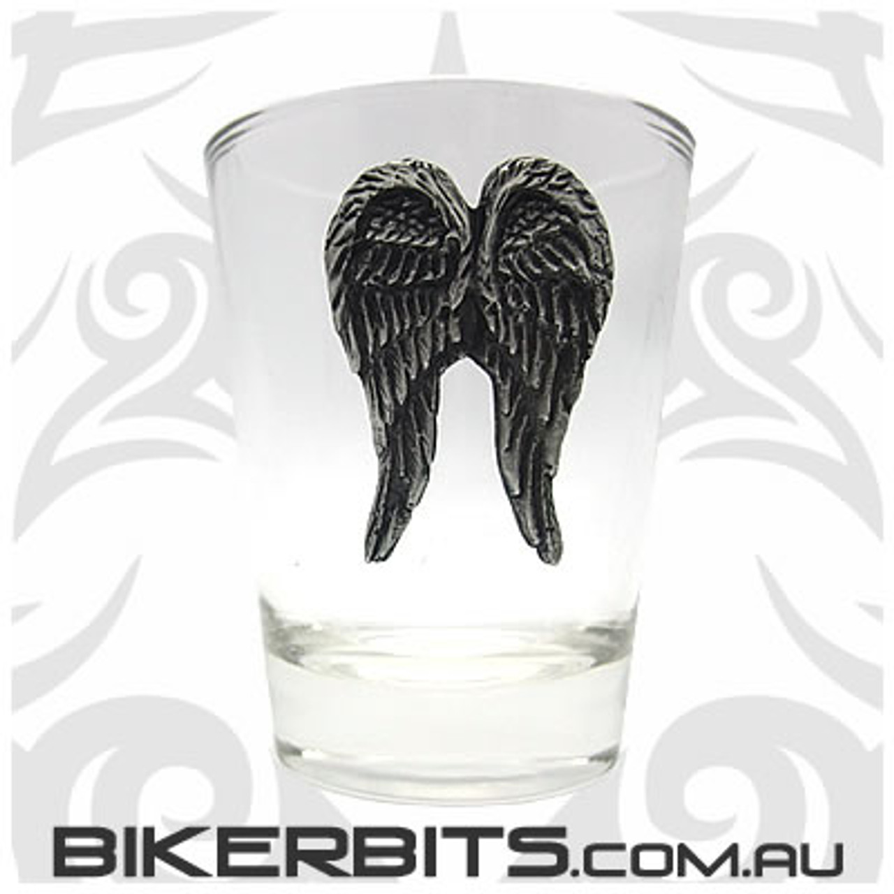 Shot Glass - Angel Wings