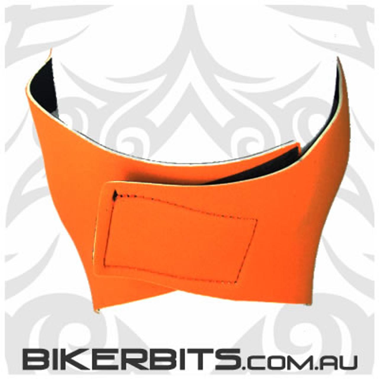 Headwear - Neoprene Full Face Mask - Orange
