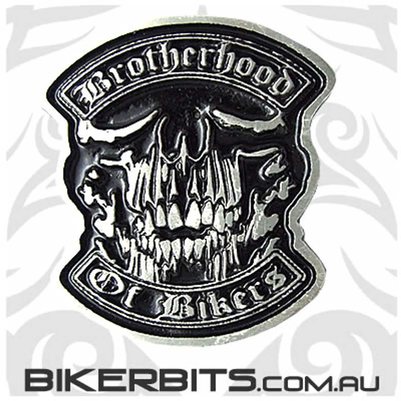 Lapel Pin - Brotherhood of Bikers
