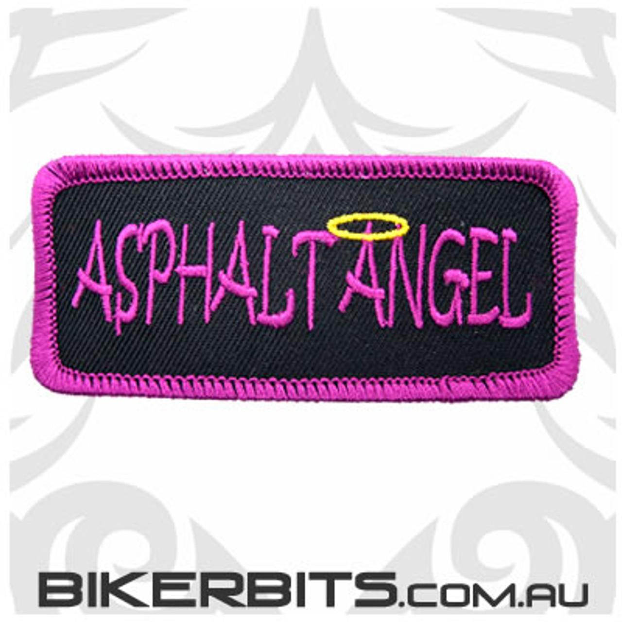 Patch - Asphalt Angel