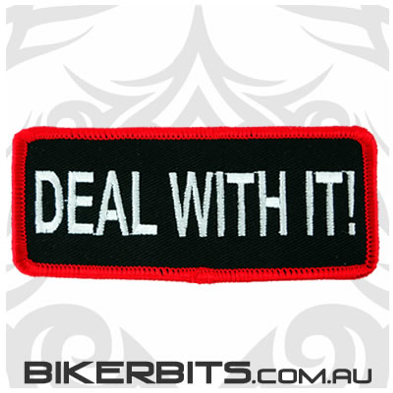 Patch - Deal With It!