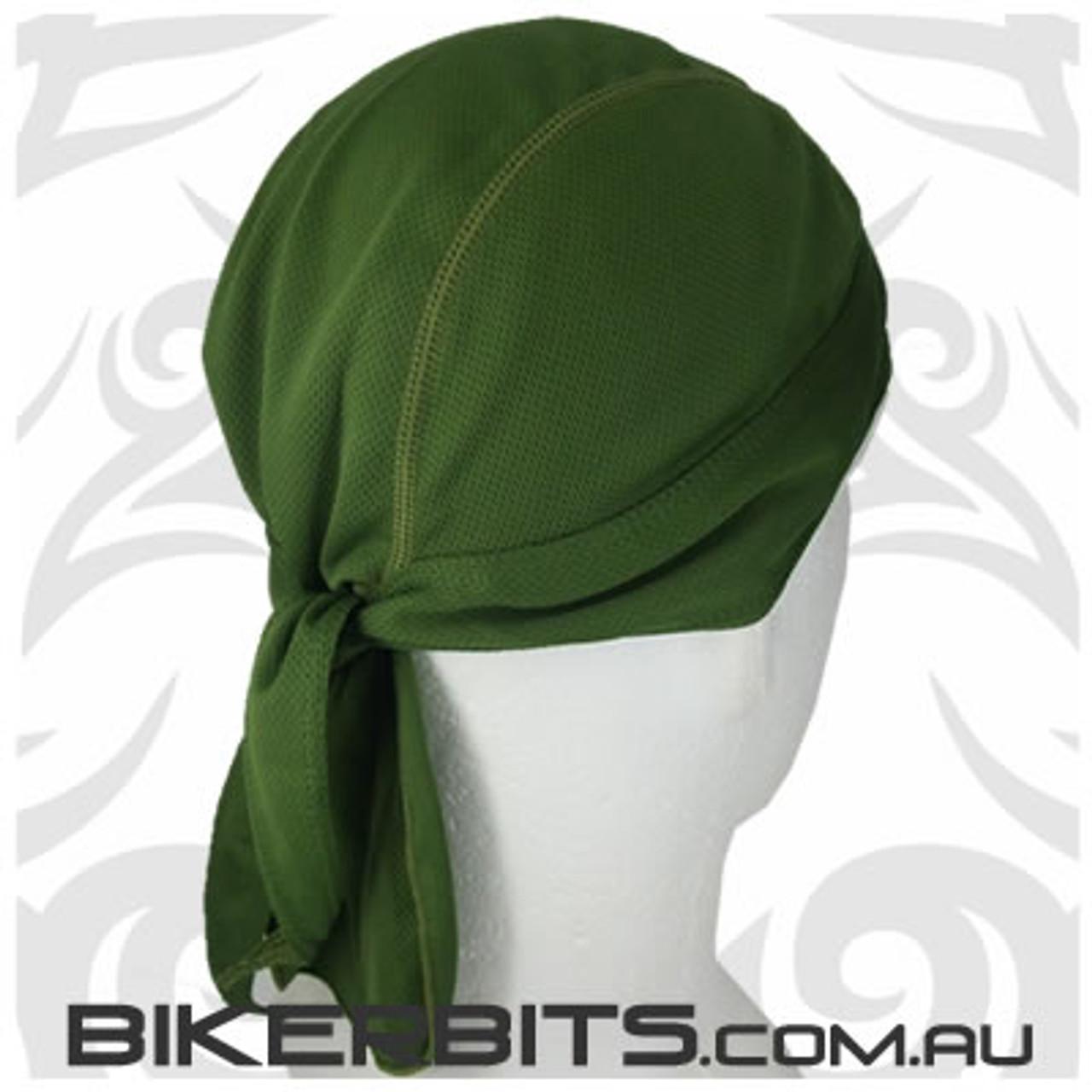 Headwear - Headwrap - Green - Stretchy