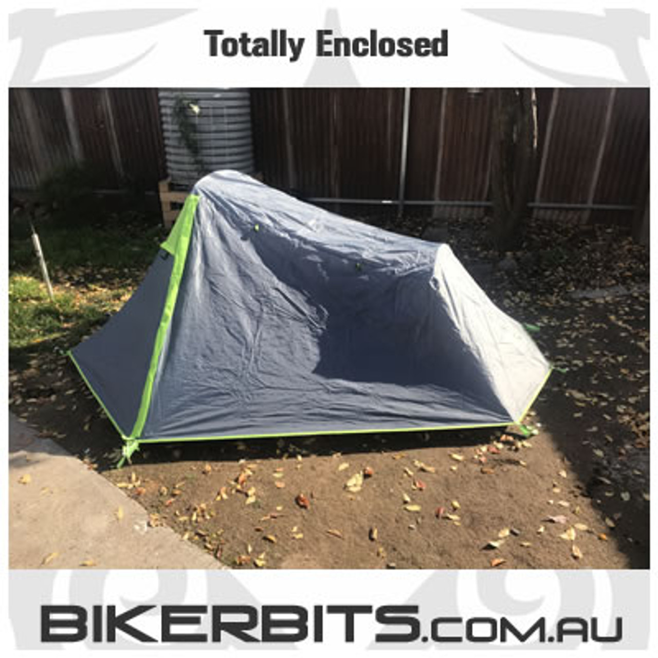 Motorcycle Camping Tent - Howqua 2