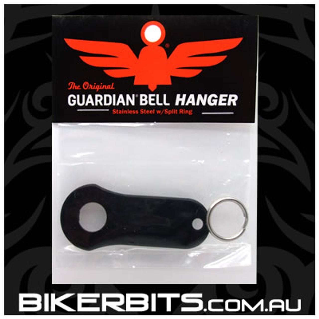 Guardian Bell - A Bell Hanger - Black