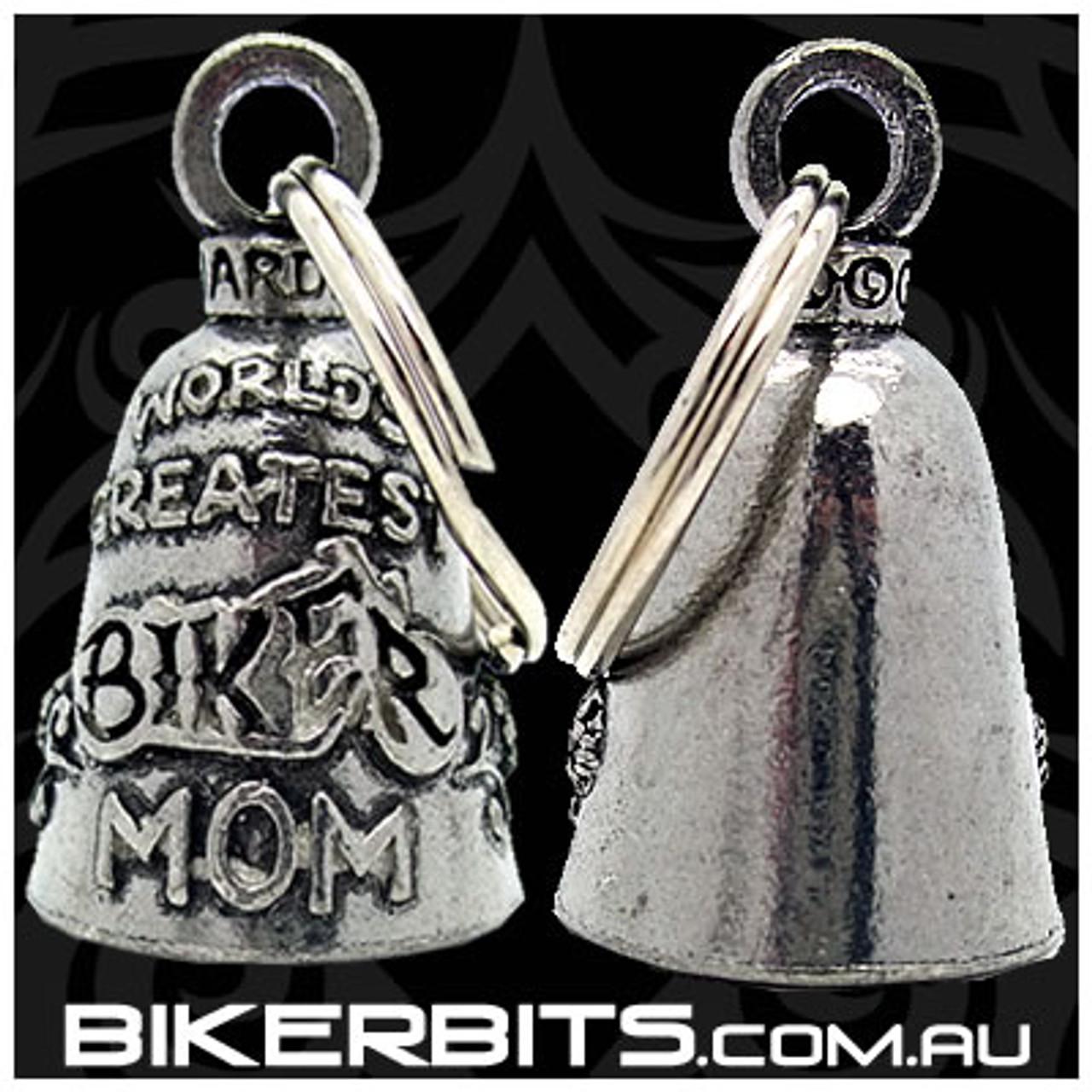 Guardian Bell - Biker Mom