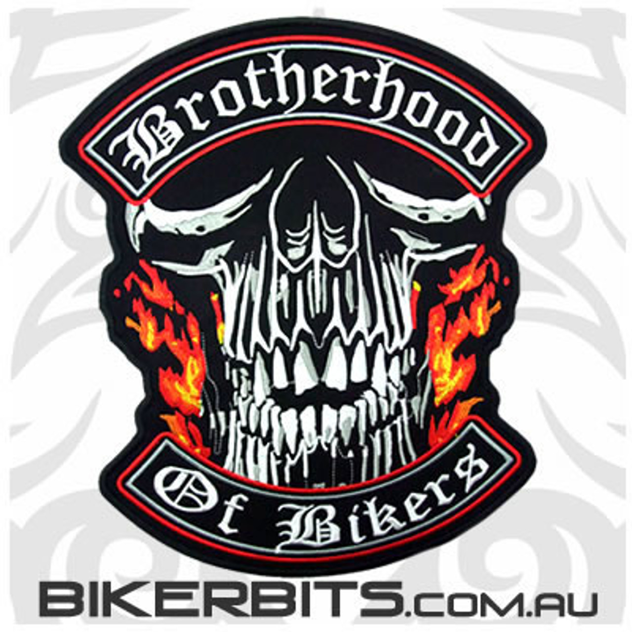 Patch - Brotherhood of Bikers - Small