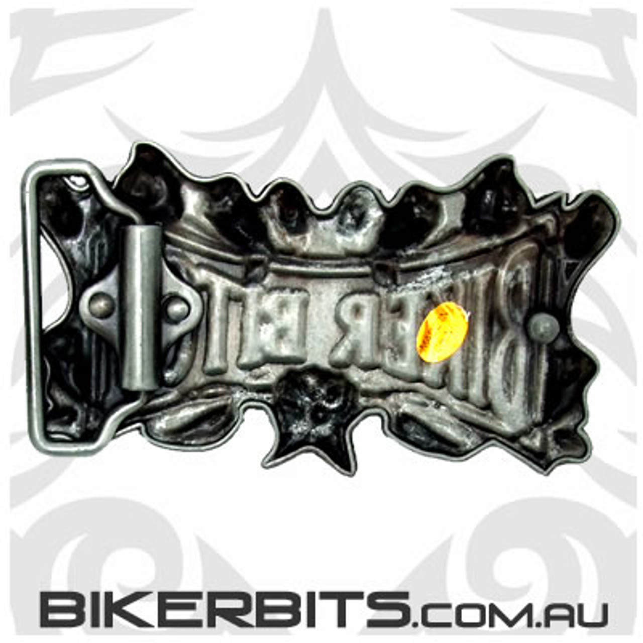 Belt Buckle - Bitch