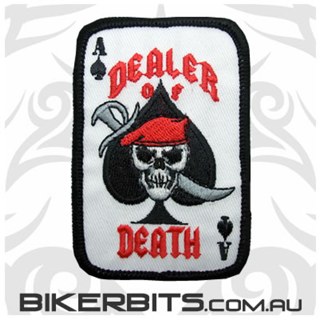 Patch - Ace of Spades - Dealer of Death