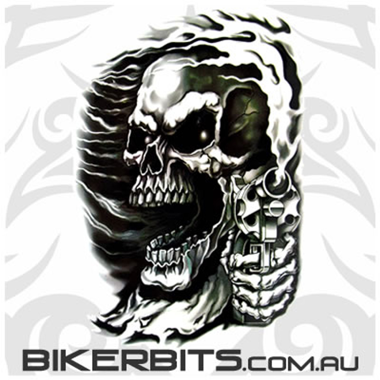 Biker Decal - Assassin