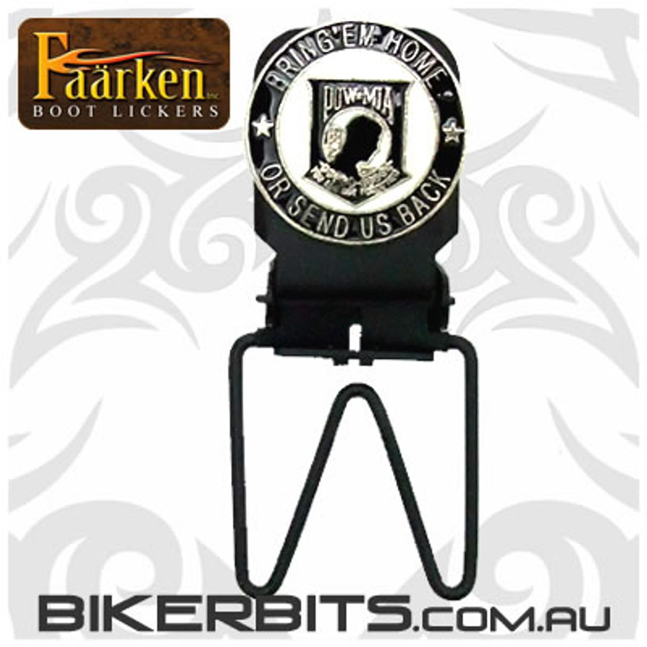 Faarken Biker Boot Lickers - POW