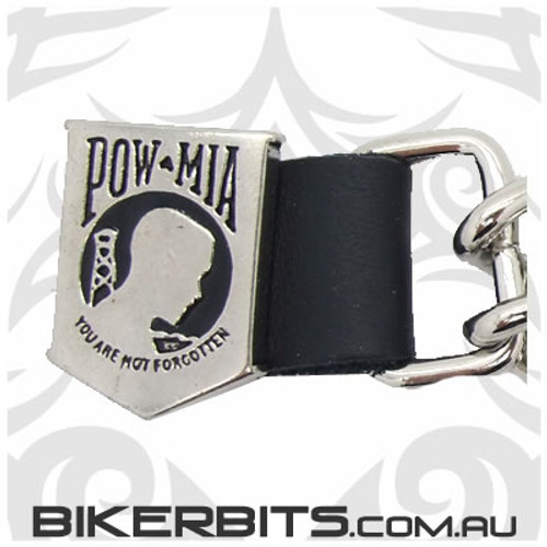 Vest Extender with Chains 4 inch - POW - MIA