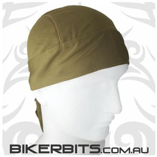 Headwear - Headwrap - Tan Brown - Stretchy