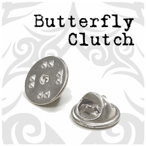 Lapel Pin - Such Is Life