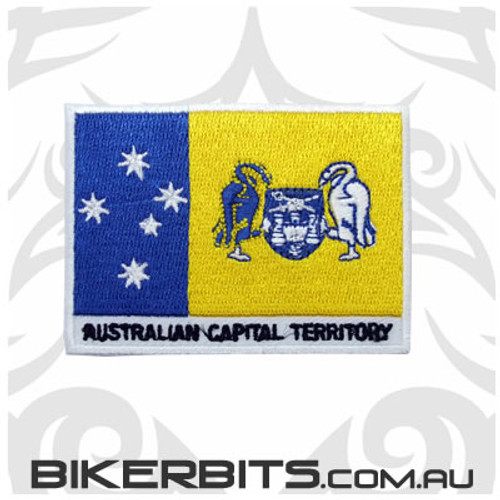 Patch - State Flag - Australian Capital Territory (ACT)
