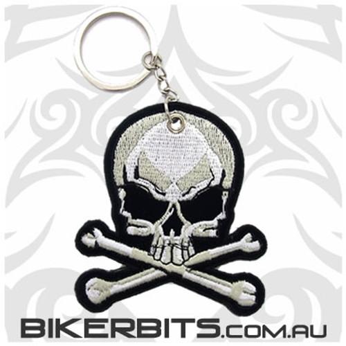 Keyring - Skull & Crossbones