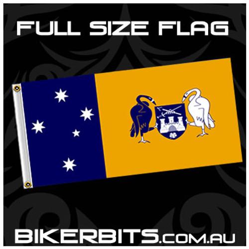 Biker Flag - ACT - Australian Capital Territory State Flag