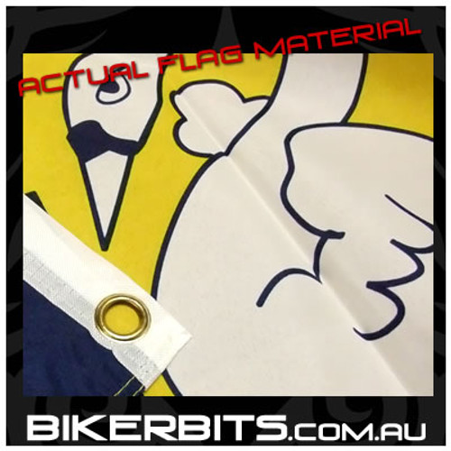 Biker Flag - ACT - Australian Capital Territory State Flag