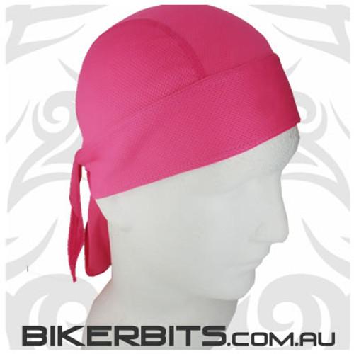 Headwear - Headwrap - Pink - Stretchy