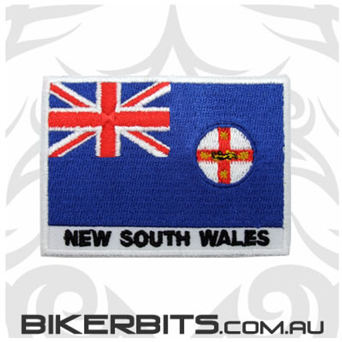 Patch - State Flag - New South Wales
