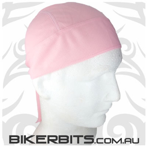 Headwear - Headwrap - Baby Pink - Stretchy