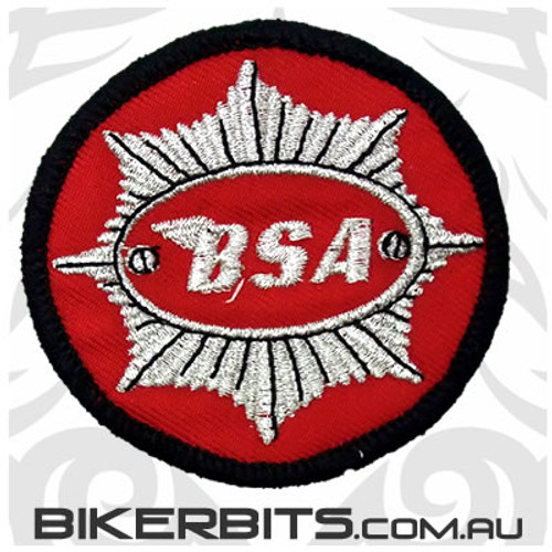Patch - BSA Motorcycles