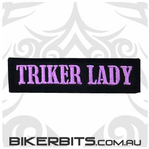 Patch - Triker Lady