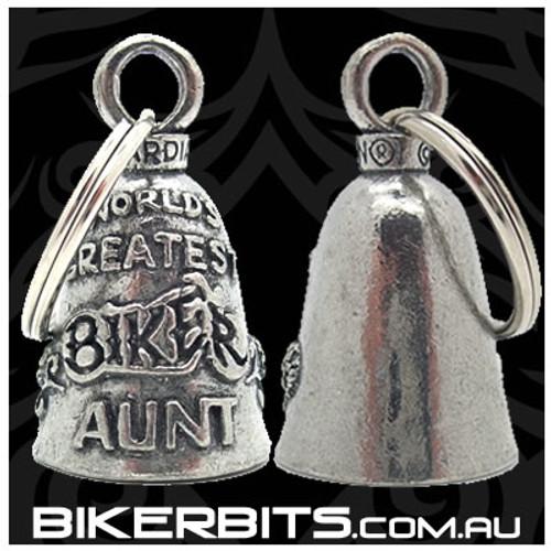 Guardian Bell - Biker Aunt