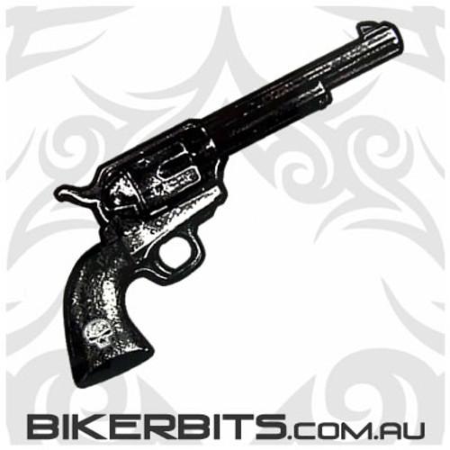 Biker Decal - Pistol