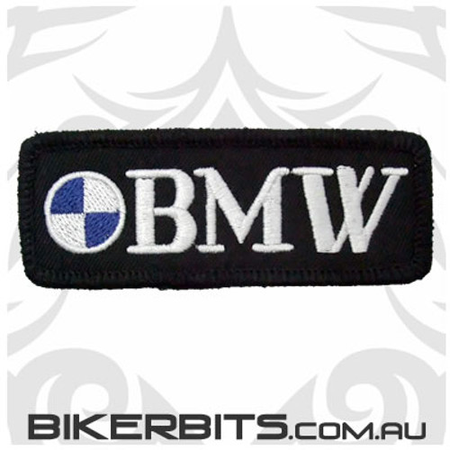 Patch - BMW Motorcycle Logo