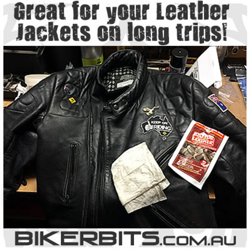 Just For Leather Sachet