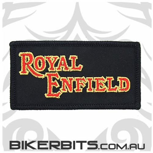 Patch - Royal Enfield Logo