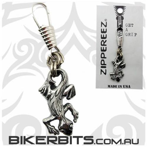 Zippereez Zipper Pull - Lizard