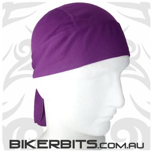 Headwear - Headwrap - Purple - Stretchy